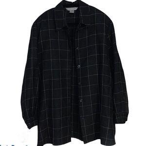 Bianca Nygård Vintage Women's Wool Jacket Size L
